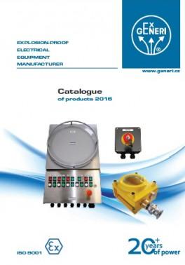 Katalog standardních variant 2017 - ENG